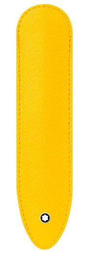 MONTBLANC Sartorial Pouzdro na pero yellow 118703  - 1