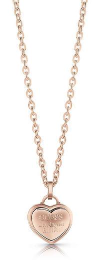 Guess náhrdelník UBN28013 steel
