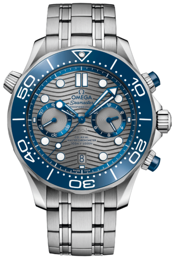 Omega Seamaster 44mm Chrono 210.30.44.51.06.001  - 1