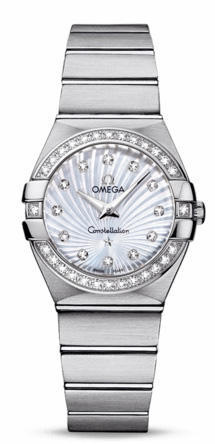 OMEGA CONSTELLATION 123.15.27.60.55.002