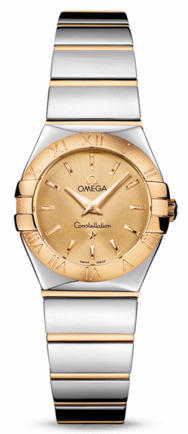 OMEGA CONSTELLATION 123.20.24.60.08.002