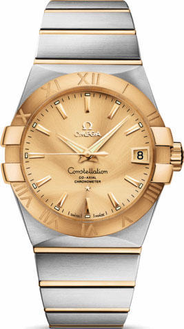 OMEGA CONSTELLATION GENT´S 123.20.38.21.08.001
