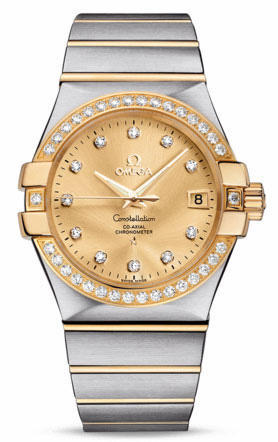 OMEGA CONSTELLATION GENT´S 123.25.35.20.58.001
