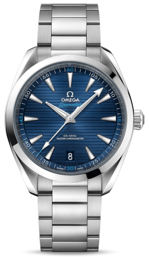 OMEGA Aqua Terra Master Chronometer 41 mm 220.10.41.21.03.001  - 1