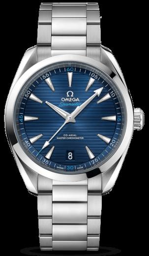 OMEGA Aqua Terra Master Chronometer 41 mm 220.10.41.21.03.001