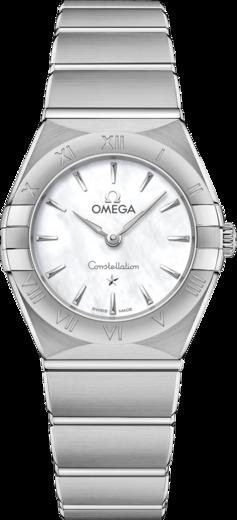 Omega Constellation Manhattan Quartz 25 mm 131.10.25.60.05.001  - 1
