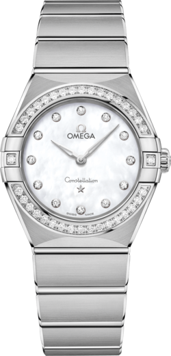 Omega Constellation Manhattan Quartz 28 mm 131.15.28.60.55.001  - 1