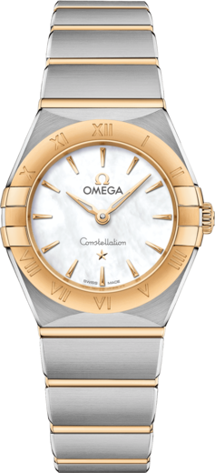 Omega Constellation Manhattan Quartz 25 mm 131.20.25.60.05.002  - 1