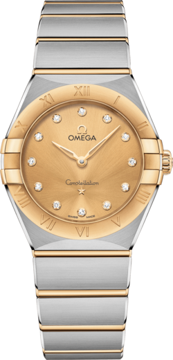 Omega Constellation Manhattan Quartz 28 mm 131.20.28.60.58.001  - 1