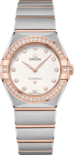 Omega Constellation Manhattan Quartz 28 mm 131.25.28.60.52.001  - 1