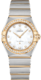Omega Constellation Manhattan Quartz 28 mm 131.25.28.60.55.002 - 1/2