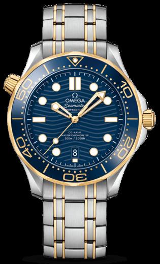 Omega Seamaster Diver 300M 210.20.42.20.03.001  - 1