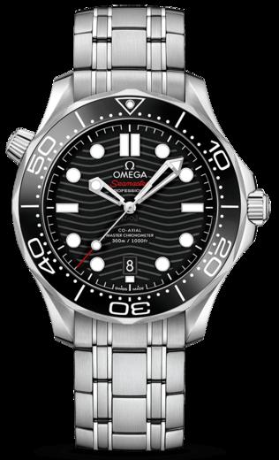 Omega Seamaster Diver 300M 210.30.42.20.01.001  - 1