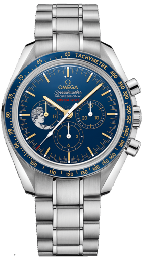 OMEGA SPEEDMASTER PROFESSIONAL Moonwatch Apollo XVII 311.30.42.30.03.001  - 1