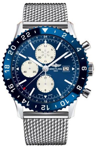 BREITLING CHRONOLINER BLUE Y2431016/C970/152A  - 1