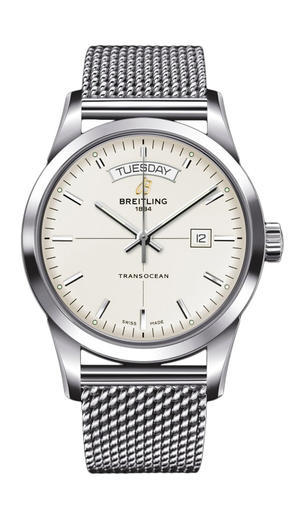 BREITLING TRANSOCEAN DAY-DATE A4531012/G751  - 1