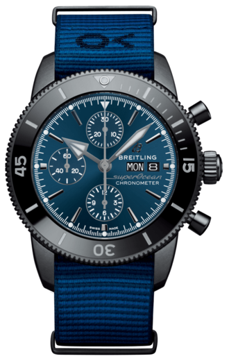 BREITLING SUPEROCEAN HERITAGE II CHRONOGRAPH 44 OUTERKOWN M133132A1C1W1  - 1