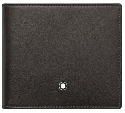 MONTBLANC peněženka Meisterstuck 4cc 118301  - 1