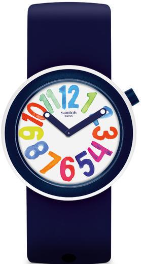 Swatch hodinky PNW107 POPNUMBER  - 1