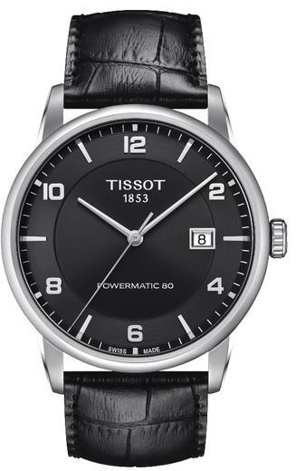 TISSOT LUXURY POWERMATIC 80 T086.407.16.057.00  - 1