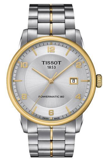 TISSOT LUXURY POWERMATIC 80 T086.407.22.037.00  - 1