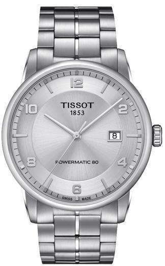 TISSOT LUXURY POWERMATIC 80 T086.407.11.037.00  - 1