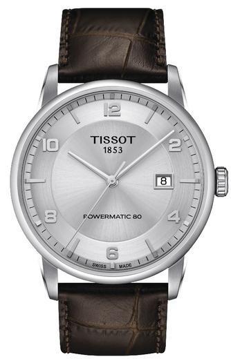TISSOT LUXURY POWERMATIC 80 T086.407.16.037.00  - 1
