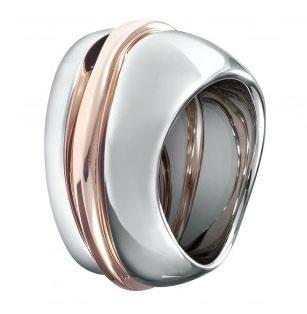 Calvin Klein prsteny 3v1 Island KJ95BR0201  - 1