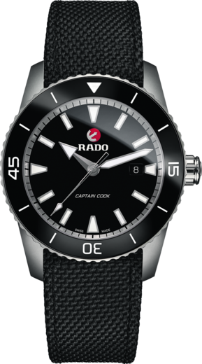 Rado HyperChrome Captain Cook 01.763.0501.3.215 - R32501156
