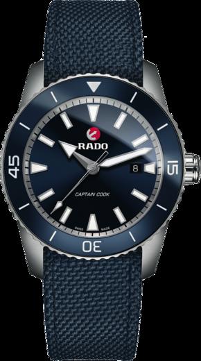 Rado HyperChrome Captain Cook 01.763.0501.3.220 - R32501206  - 1