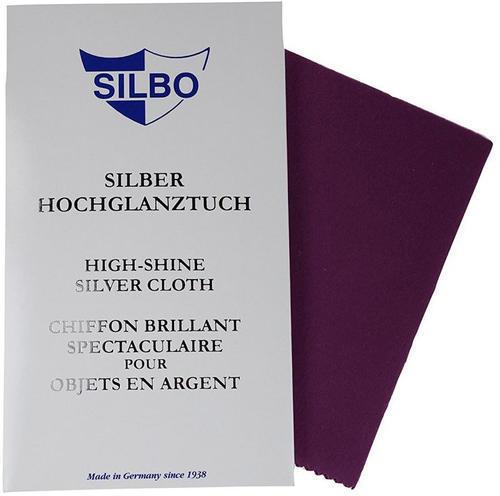 Čistící hadřík na stříbro SILBO