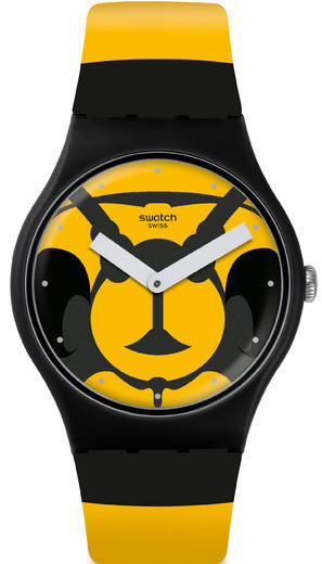 Swatch hodinky SUOB149 MAX L'ABEILLE  - 1