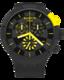 SWATCH hodinky SB02B403 BIG BOLD CHECKPOINT YELLOW - 1/3