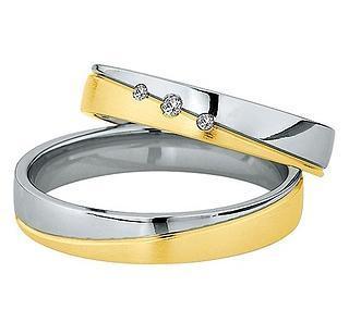 Snubní prsteny SN870060YW