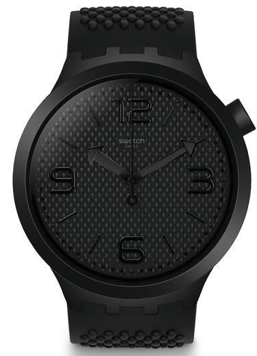 SWATCH hodinky SO27B100 BBBLACK BIG BOLD  - 1