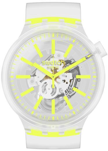 SWATCH hodinky SO27E103 YELLOWINJELLY  - 1
