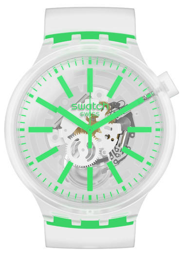 SWATCH hodinky SO27E104 GREENINJELLY  - 1