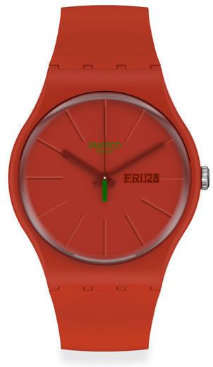 SWATCH hodinky SO29R700 REDVREMYA  - 1