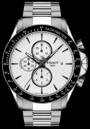 TISSOT V8 AUTOMATIC CHRONO T106.427.11.031.00  - 1