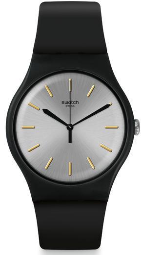 SWATCH hodinky SUOB173 BACKTOBLACK  - 1