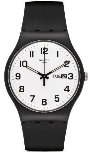 SWATCH hodinky SUOB705 TWICE AGAIN  - 1