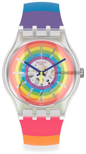 SWATCH hodinky SUOK148 # OPENSUMMER  - 1