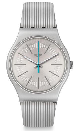 SWATCH hodinky SUOM114 METALINE  - 1