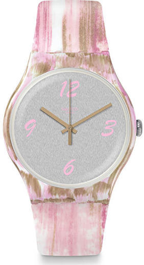 SWATCH hodinky SUOW151 PINKQUARELLE  - 1