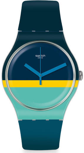 SWATCH hodinky SUOW154 MENT'HEURE  - 1