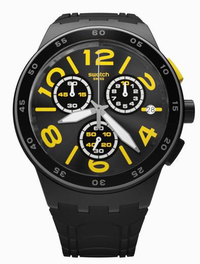 Swatch hodinky SUSB412 PNEUMATIC  - 1