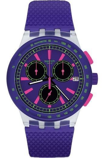SWATCH hodinky SUSK400 PURP-LOL  - 1