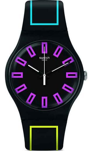 Swatch hodinky SUOB146 AROUND THE STRAP  - 1