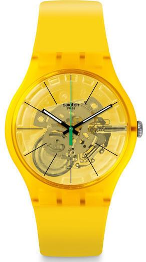 SWATCH hodinky SUOJ108 Bio Lemon  - 1