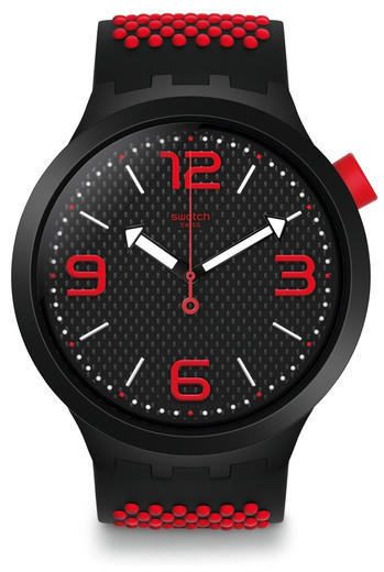 SWATCH hodinky SO27B102 BBBLOOD BIG BOLD  - 1
